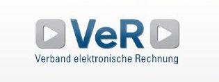 VeR Verband elektronische Rechnung_Logo