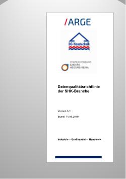 DQR 5.1 der SHK-Branche