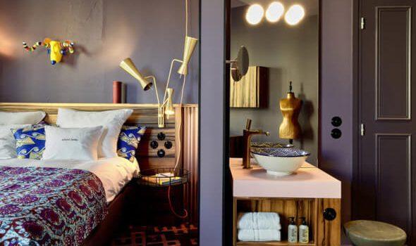 25hours Hotel Terminus Nord: Eine kosmopolitische Auffassung von Gastlichkeit
