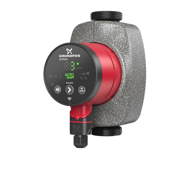 Grundfos Alpha2 für den Energy Globe Salzburg 2019 Award nominiert