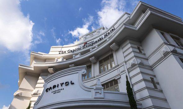 """The Capitol Kempinski Hotel Singapore"" lässt Gäste im Luxus baden"