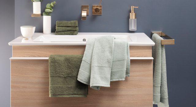Villeroy & Boch: Frische Looks fürs Badezimmer