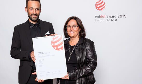 AXOR Edge und hansgrohe Rainfinity gewinnen 'Best of Best'
