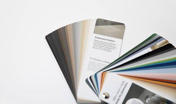 Bette: Vereinfachte Badplanung mit handlichem Farbfächer