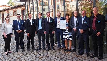 buildingSmart Regionalgruppe mit ARGE
