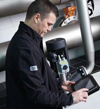 Grundfos: Energy Check – älteren Pumpen den Rentenbescheid ausstellen