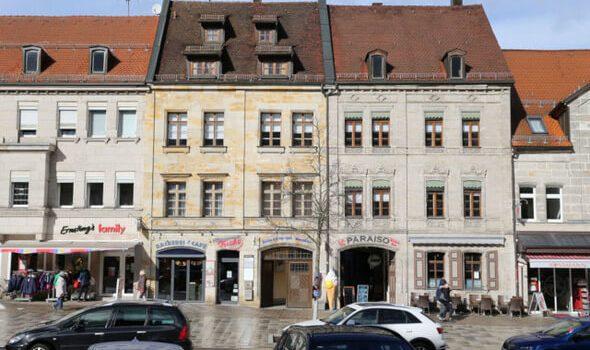 Geberit: Denkmalgeschütztes Gebäude mit zukunftsweisender Sanitärausstattung