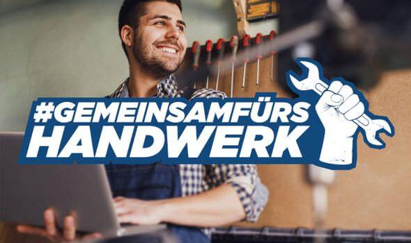 #gemeinsamfürshandwerk – Pumpenhersteller Grundfos ruft zum Schulterschluss auf