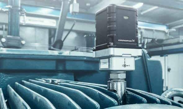 Grundfos Machine Health für das rotierende Equipment