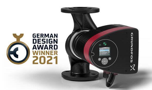 Grundfos: Magna3 Sieger beim German Design Award