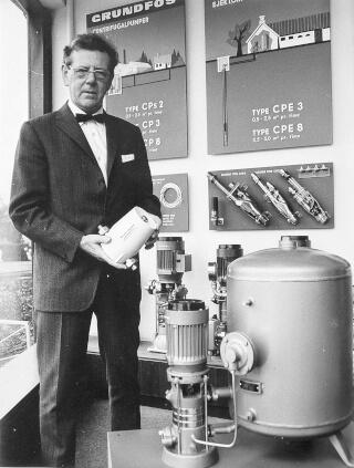 Grundfos wird 75 Jahre – von Dänemark in die ganze Welt