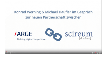 Interview Konrad Werning Partnerschaft scireum
