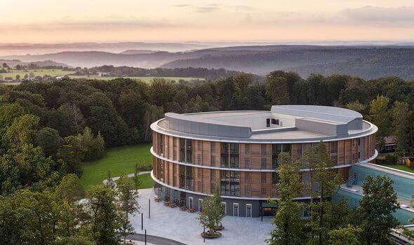 Keuco: Hochwertige und langlebige KEUCO Badausstattungen in den Waldkliniken Eisenberg in Thüringen