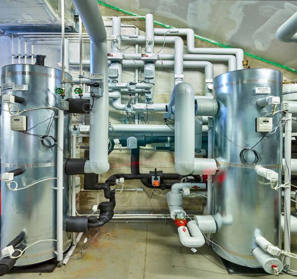 Multivalente Technik für höchste Energieeffizienz