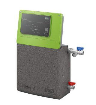 Neuzugang Reflex Servitec S – für mittelgroße Anlagen