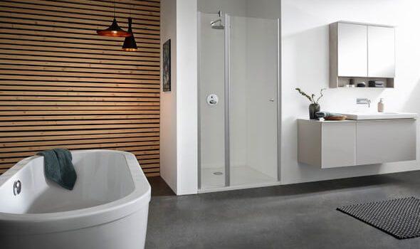 Preiswerte Design-Duschlösungen