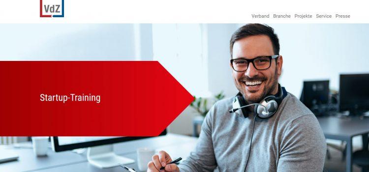 VdZ Startup-Training